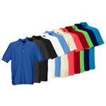9937 Greg Norman Core Plain Polo Shirt