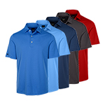 9939 Greg Norman Self Fabric Collar Textured Shirt