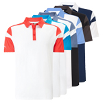 CGKS60N2 Callaway Colour Blocked Polo Shirt