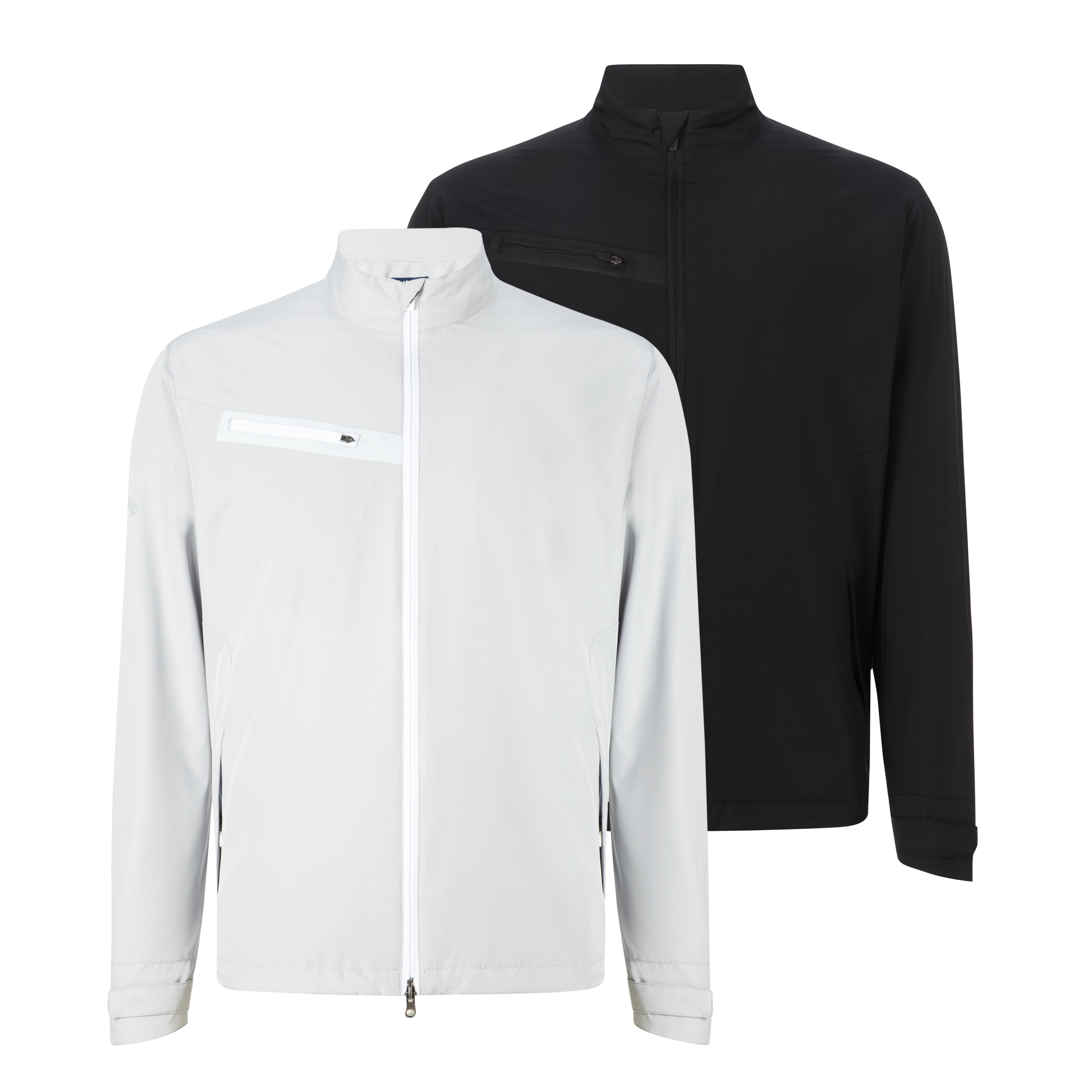 CGRF5074 Callaway Long Sleeve Wind Jacket